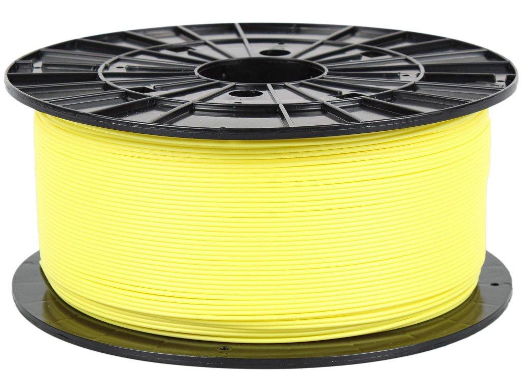 3D tisková struna Filament PM HIPS sírová žlutá