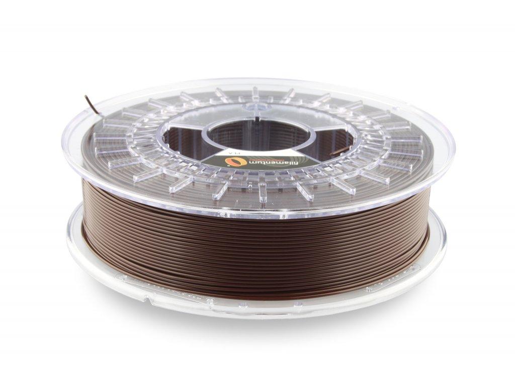 3D tisková struna PLA Extrafill Chocolate Brown
