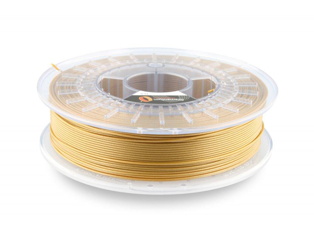3D tisková struna PLA Extrafill Gold Happens