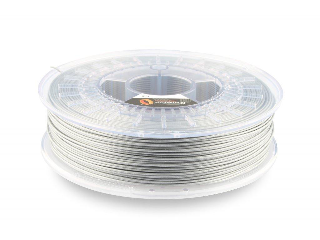 3D tisková struna PLA Extrafill Rapunzel Silver