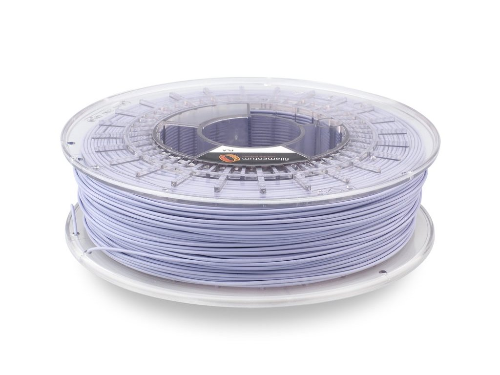 PLA Extrafill Lilac (Průměr struny 1.75 mm, Hmotnost návinu 0.75 kg)
