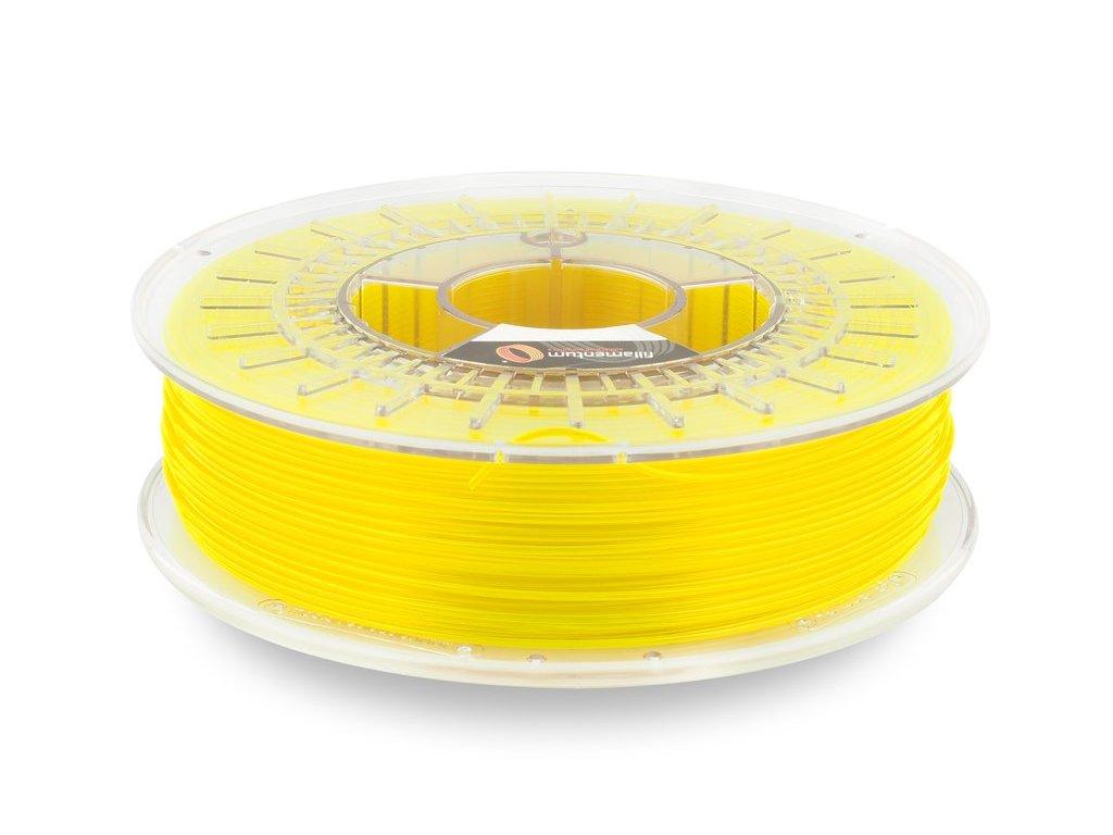 3D tisková struna CPE HG100 Neon Yellow Transparent