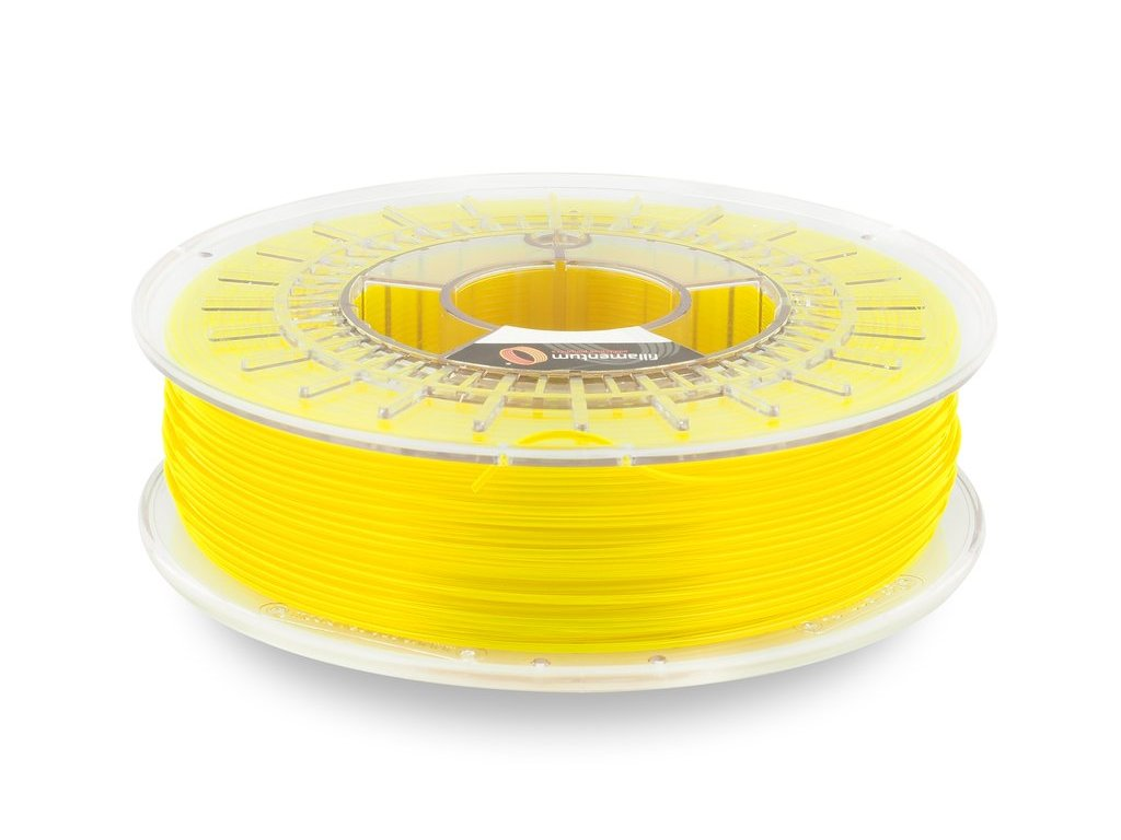 CPE HG100 Neon Yellow Transparent sample