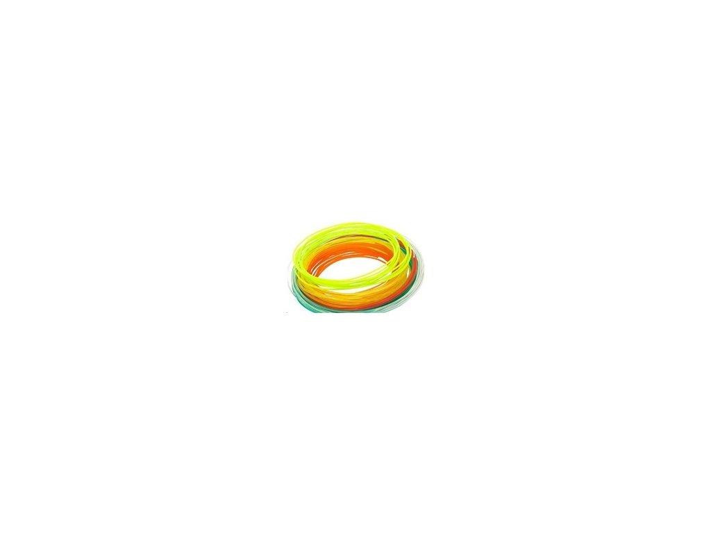 XYZ tisková struna pro 3D pero PLA(box 12m x 6 kusů různé barvy
