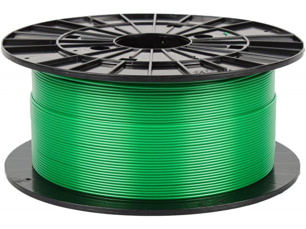 3D tisková struna Filament PM PLA perlová zelená