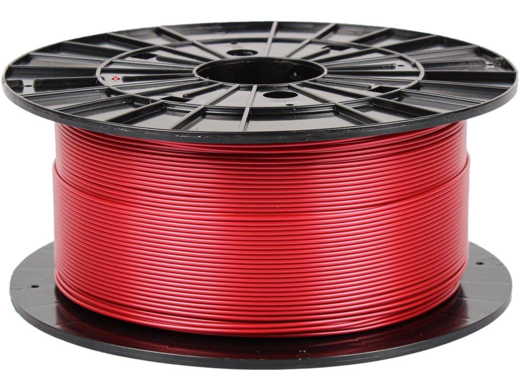 3D tisková struna Filament PM PLA perlová červená