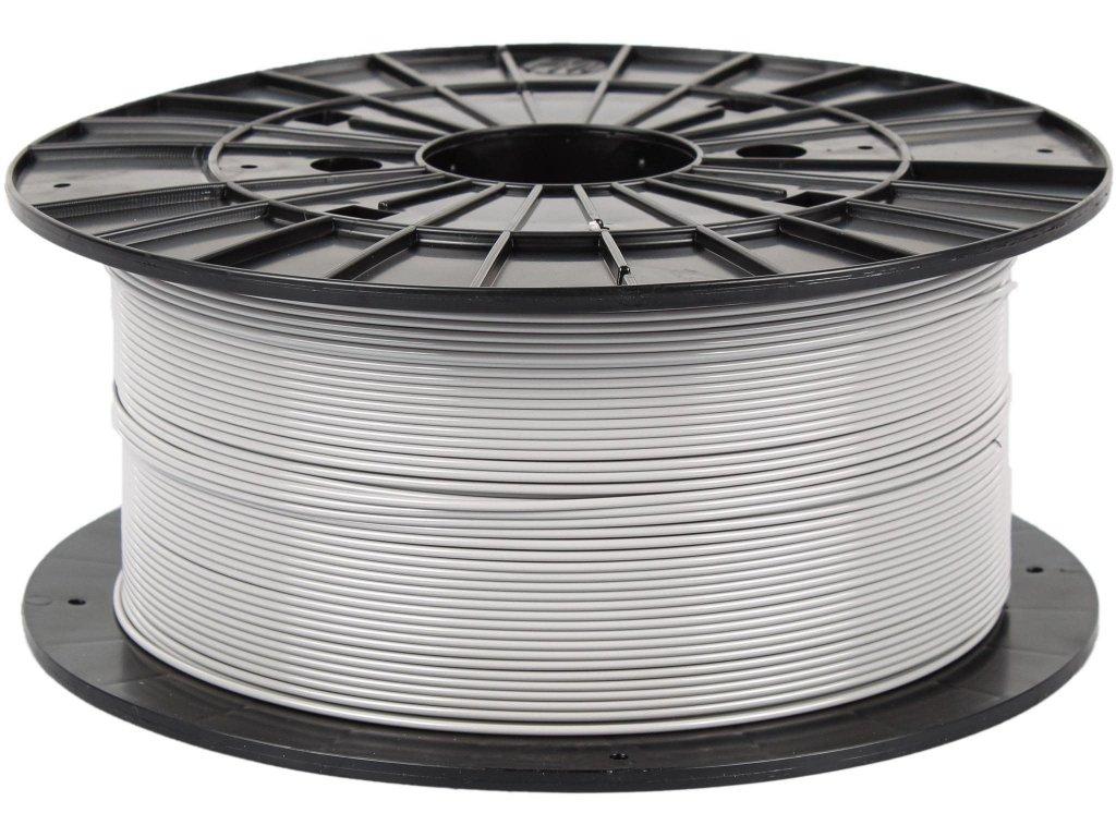 Filament PM PETG grey (Průměr struny 1.75 mm, Hmotnost návinu 1 kg)
