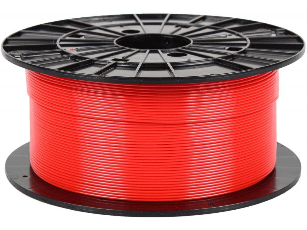 3D tisková struna Filament PM PETG červená