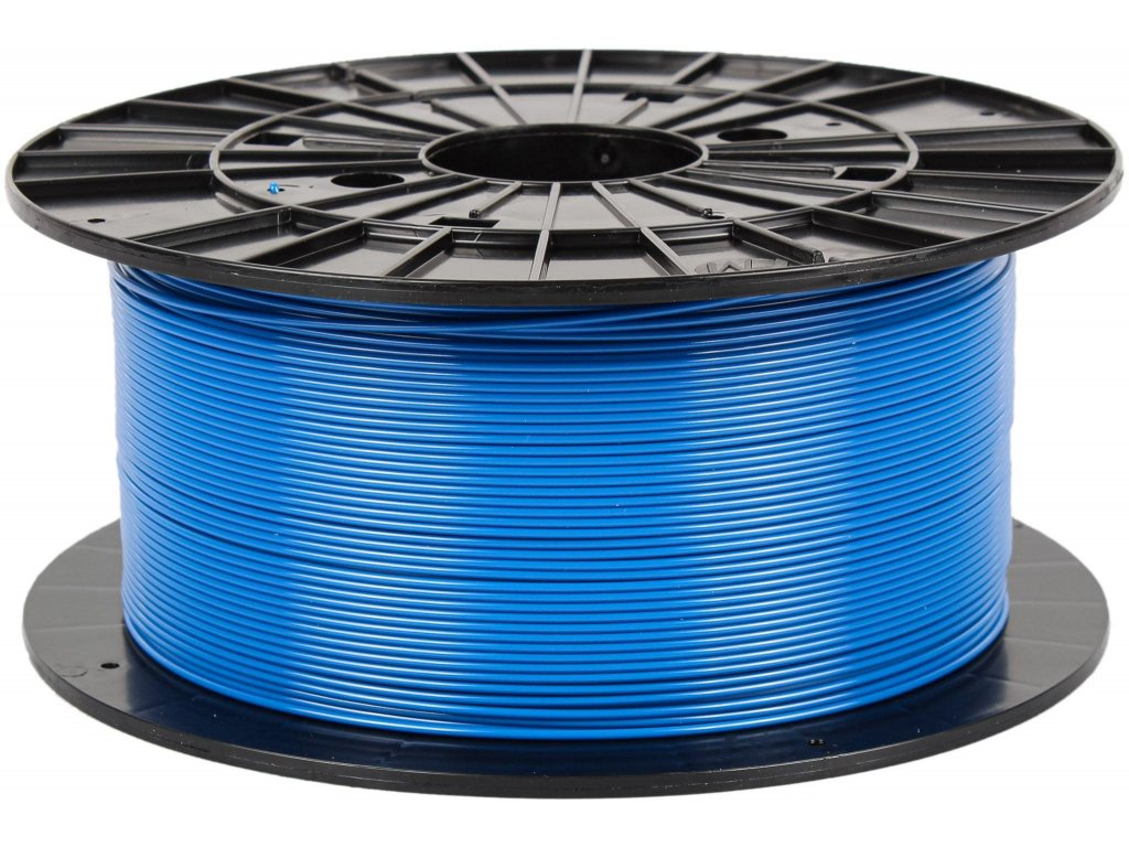 3D tisková struna Filament PM PETG modrá