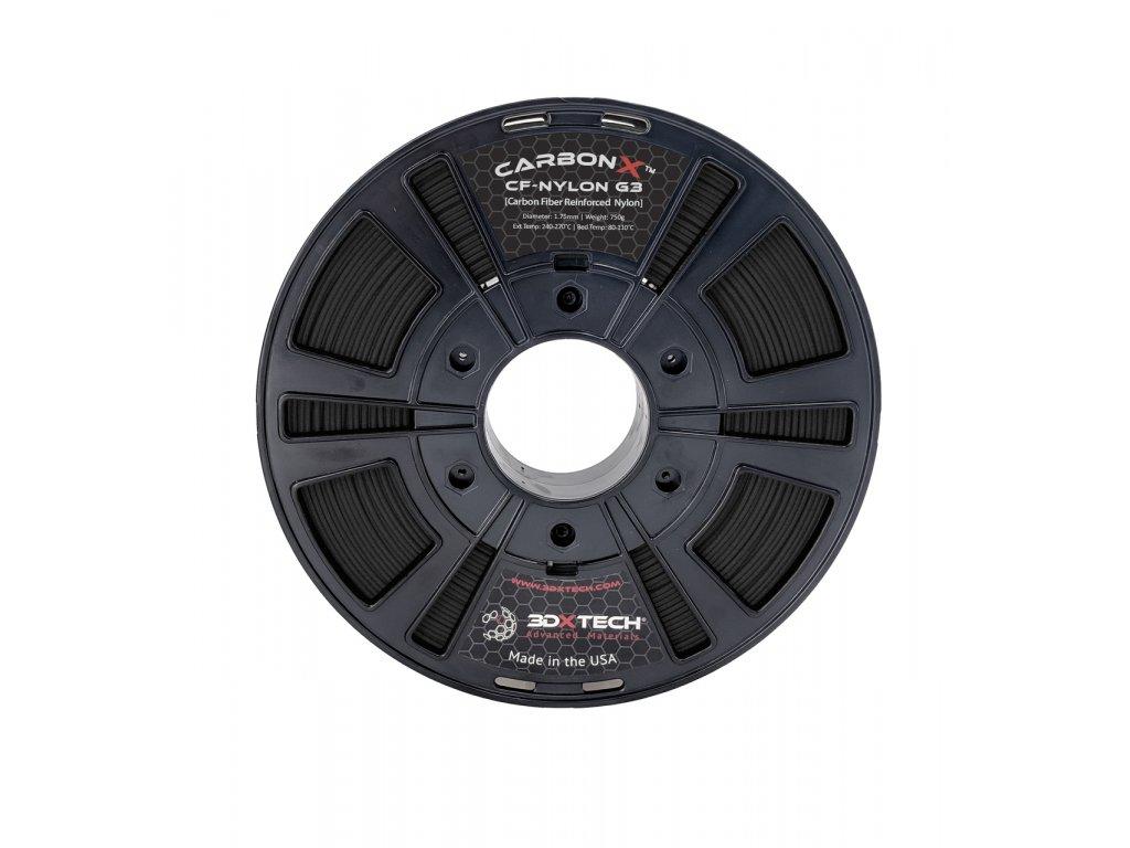 Tisková struna CARBONX™ Carbon Fiber Nylon (GEN 3) 1,75 mm/ 10m