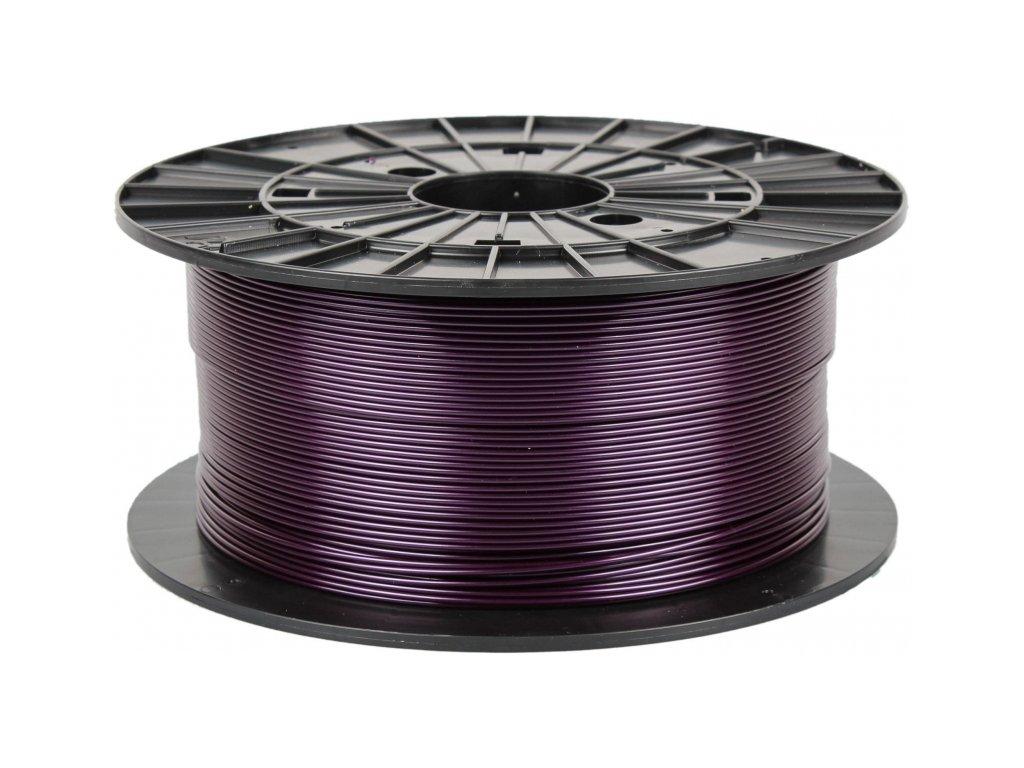3D tisková struna Filament PM PETG tmavá purpurová