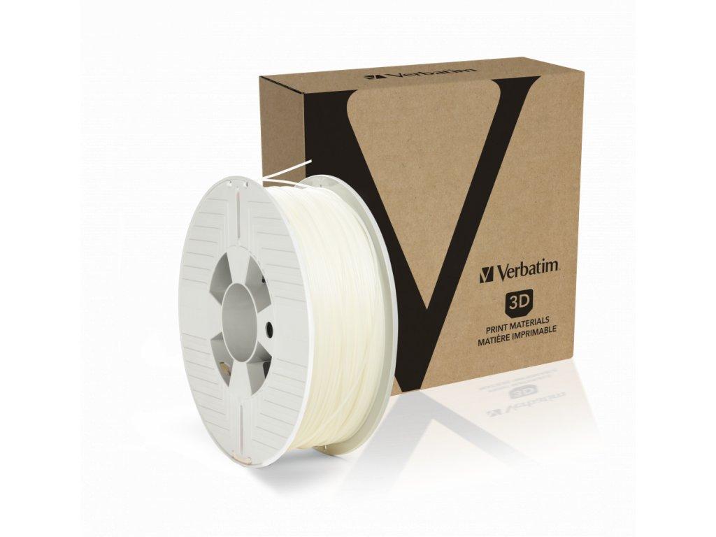 Verbatim PP 1.75mm Natural Angled+Product
