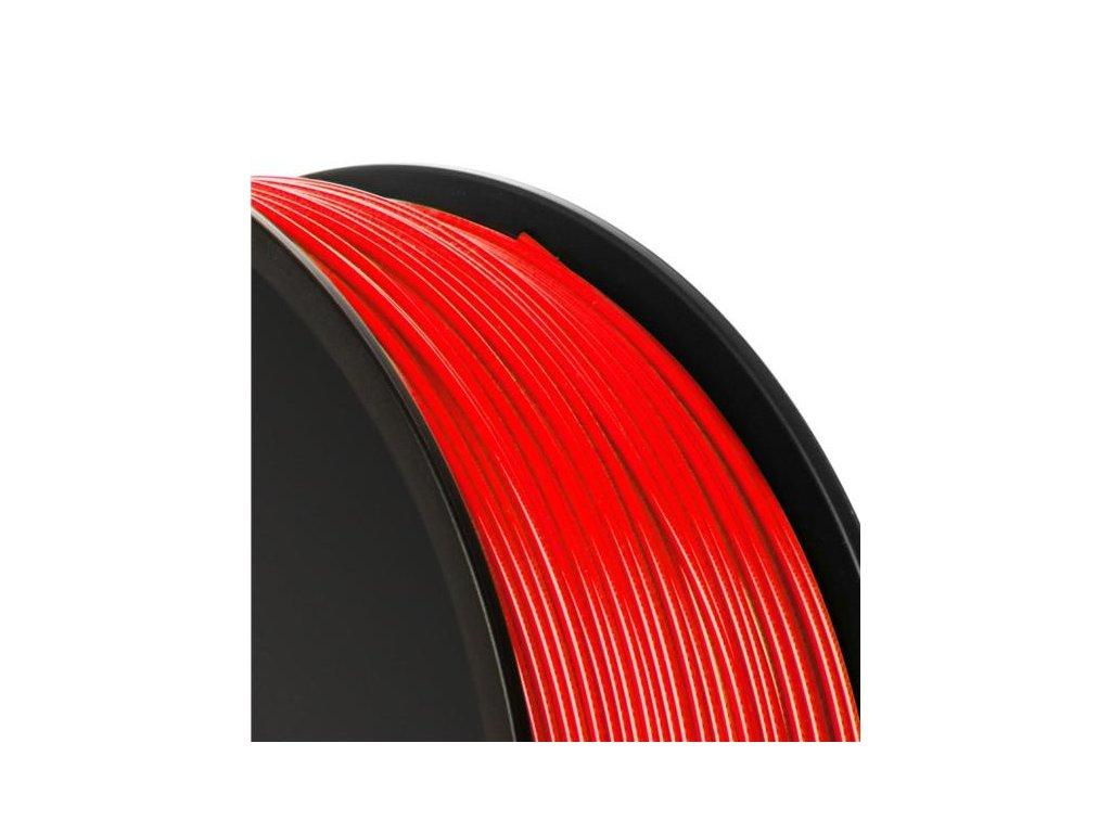 ekologická 3D tisková struna Verbatim PLA red Svět 3D tisku