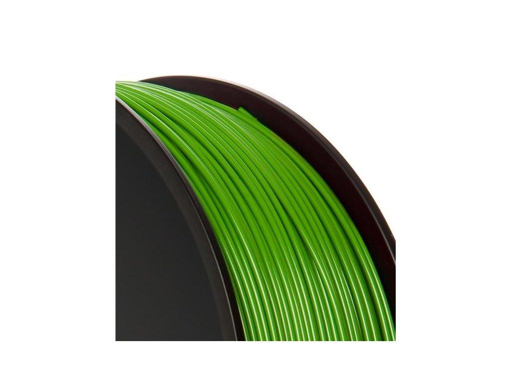 ekologická 3D tisková struna Verbatim PLA green Svět 3D tisku
