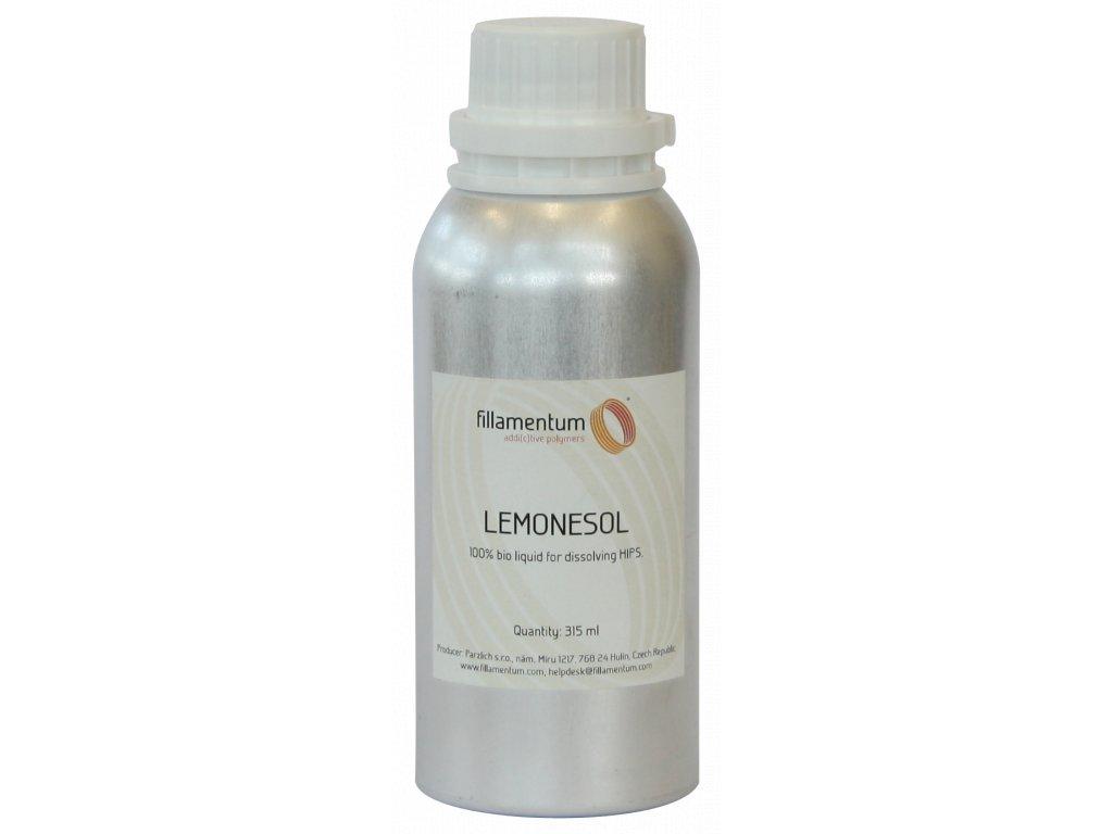 Lemonesol rozpouštědlo pro HIPS podporový materiál (Objem 625 ml)