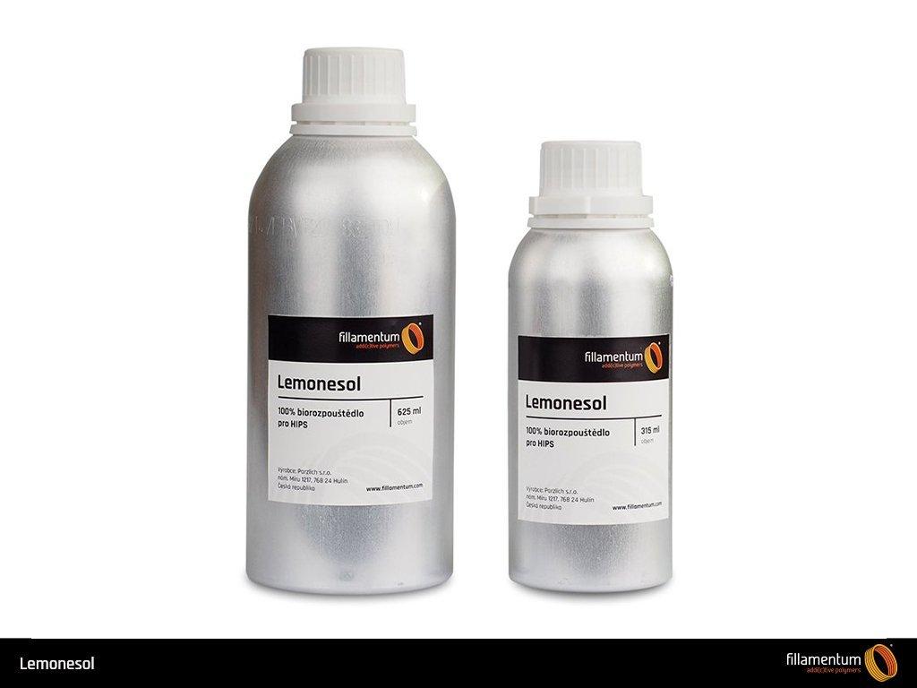 Lemonesol rozpouštědlo pro HIPS podporový materiál