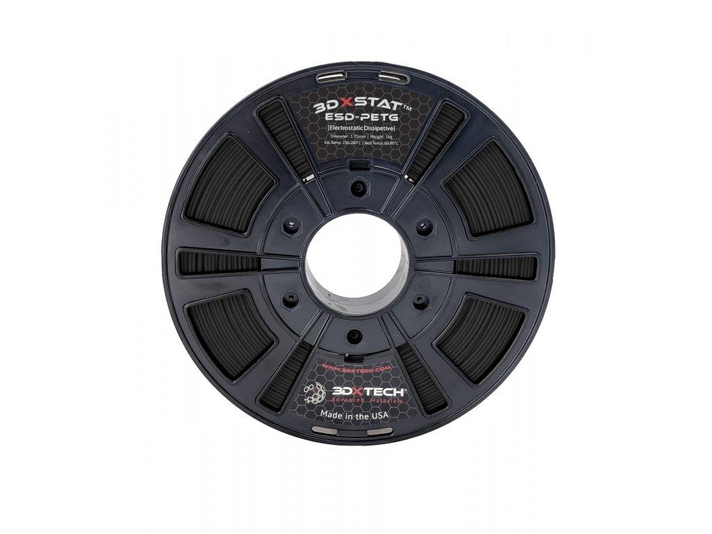 675 3dxstat esd petg 3d printing filament 1 75mm 10m