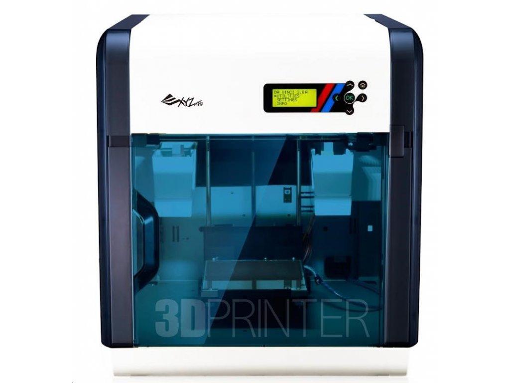da Vinci 2.0A Dual Extruder