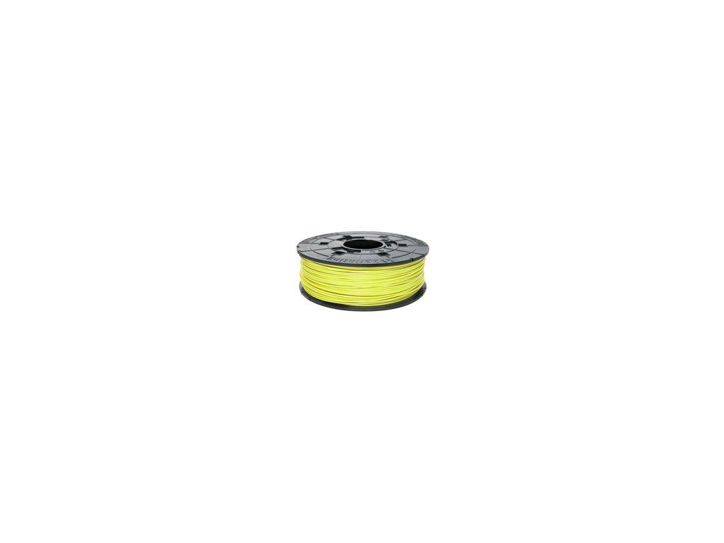 da Vinci ABS NEON YELLOW 3D Filament Cartridge 600gr