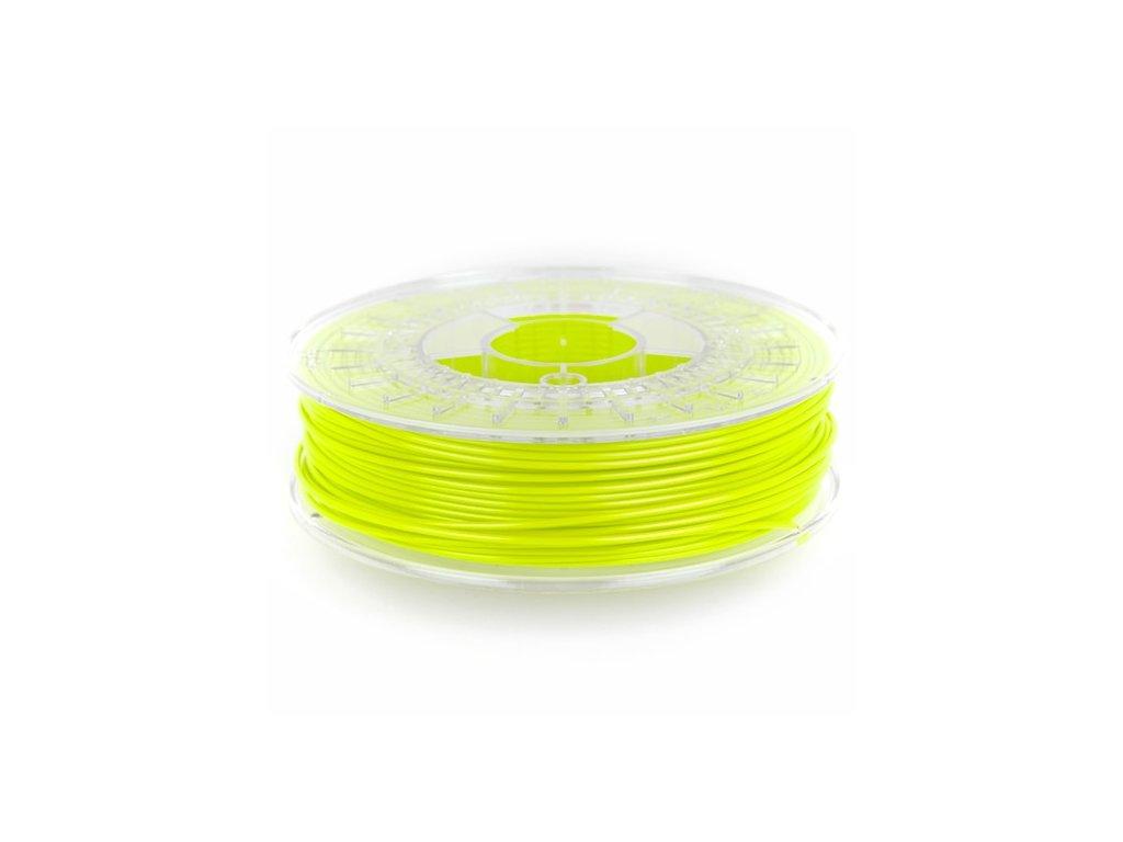 3D tisková struna -  PLA  ColorFabb PLA/PHA FLUORESCENT GREEN Svět 3D tisku