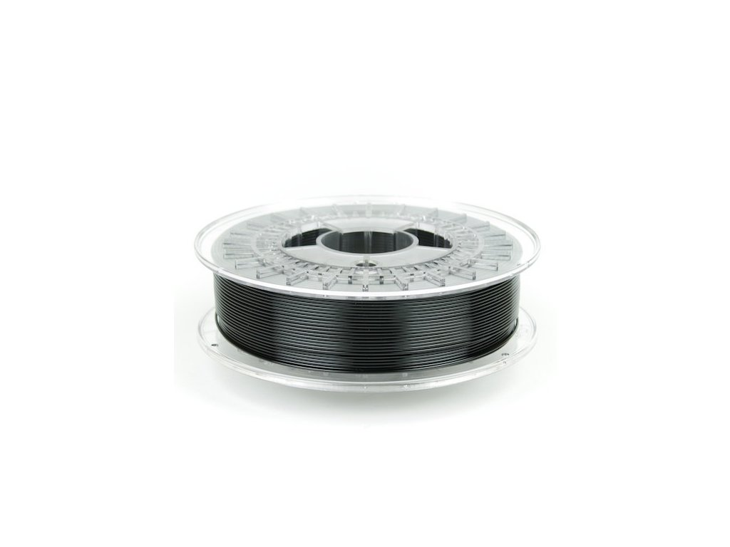 3D tisková struna - kopolyester pro použití ve vyšších teplotách ColorFabb HT Black Svět 3D tisku