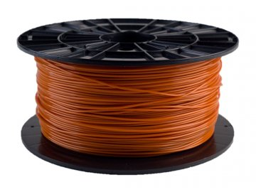 Plasty Mladeč 0009 PLA oranžovohnědá