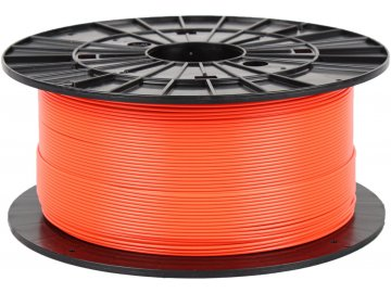 PLA fluorescent orange