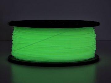 PLA GlowJet (Průměr struny 1.75 mm, Hmotnost návinu 0.5 kg)