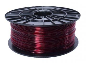 Plasty mladeč ABS T 0000s 0004 transparentní červená
