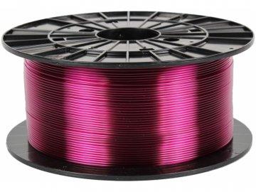 3D tisková struna Filament PM PETG transparentní fialová