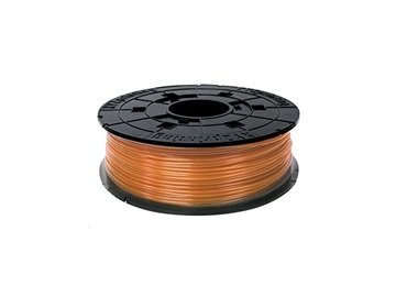 da Vinci PLA náhradní filament Clear Tangerine 600 gr