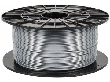 3D tisková struna Filament PM ASA stříbrná