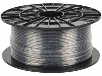 Filament PM ABS-T transparentní s flitry