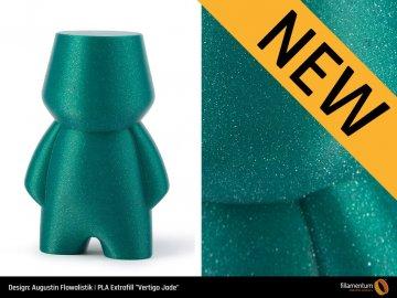 3D tisková struna PLA Extrafill Vertigo Jade