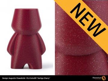 PLA 3D tisková struna PLA Extrafill Vertigo Cherry