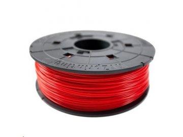 3D tisková struna XYZ da Vinci ABS Red Svět 3D tisku