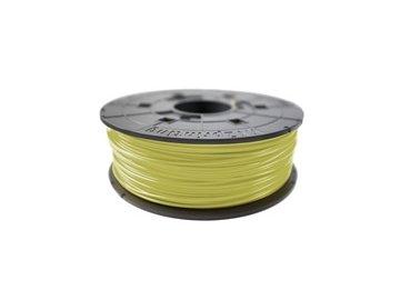 3D tisková struna XYZ da Vinci ABS Cyber Yellow Svět 3D tisku