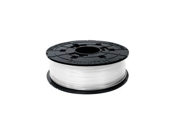750 da vinci junior pla filament cartridge white 600gr