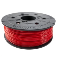XYZ da Vinci PLA Red 3D Filament Cartridge 600gr