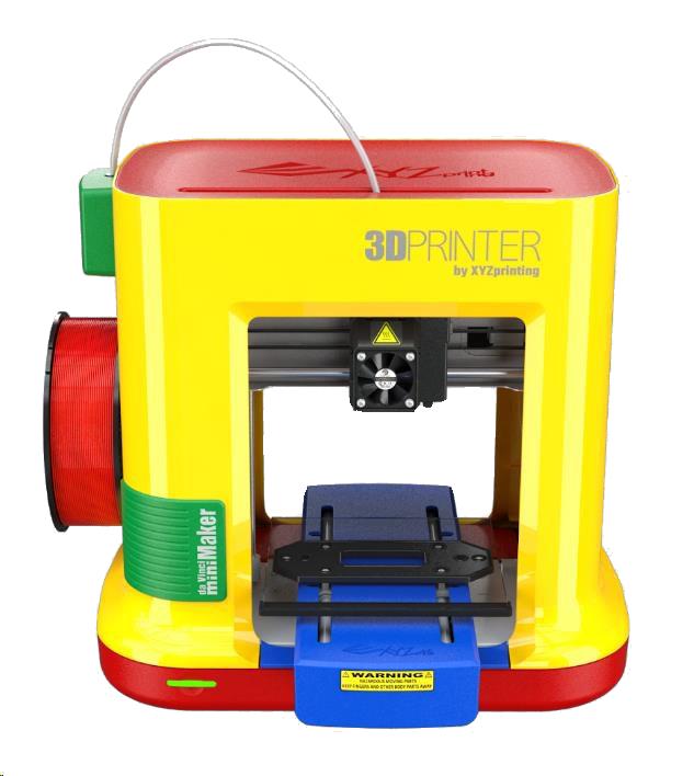 XYZ da Vinci miniMaker 3D tiskárna