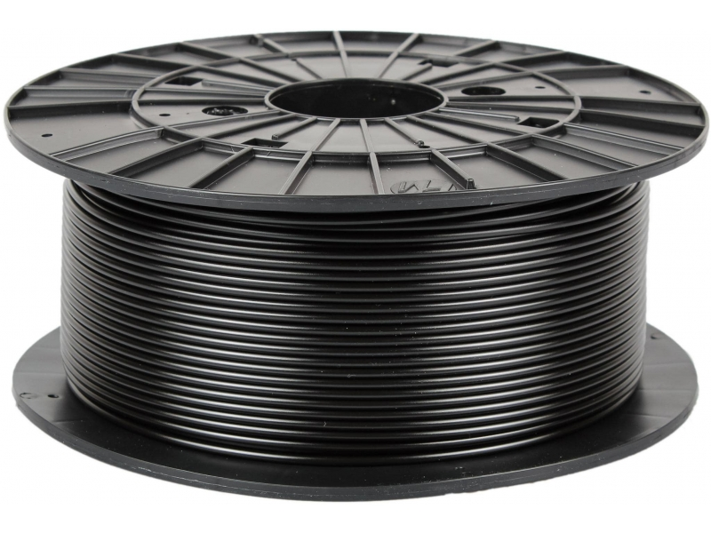 Plasty Mladeč ABS černá 1.75 mm, 1 kg