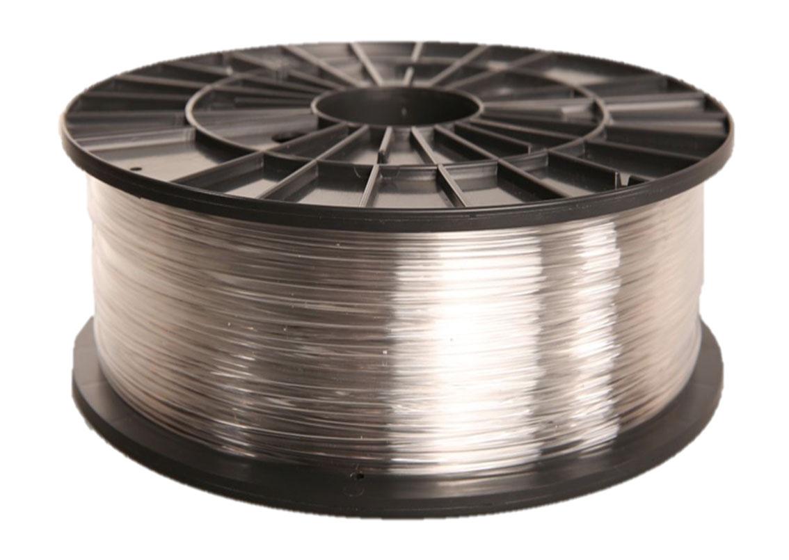Plasty Mladeč PMMA transparentní Průměr struny: 2.9 mm, Hmotnost návinu: 0.5 kg