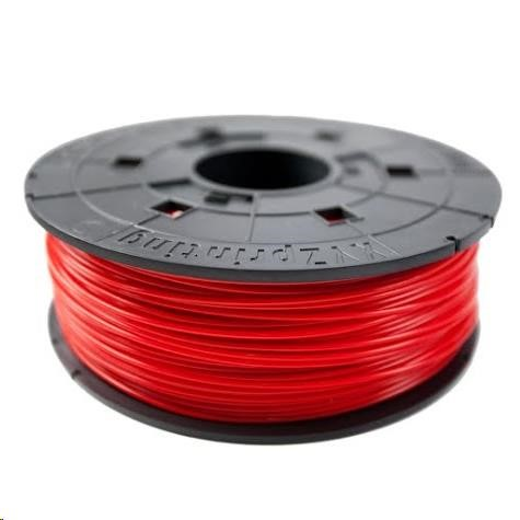 XYZ da Vinci ABS Red 3D Filament Cartridge 600 g