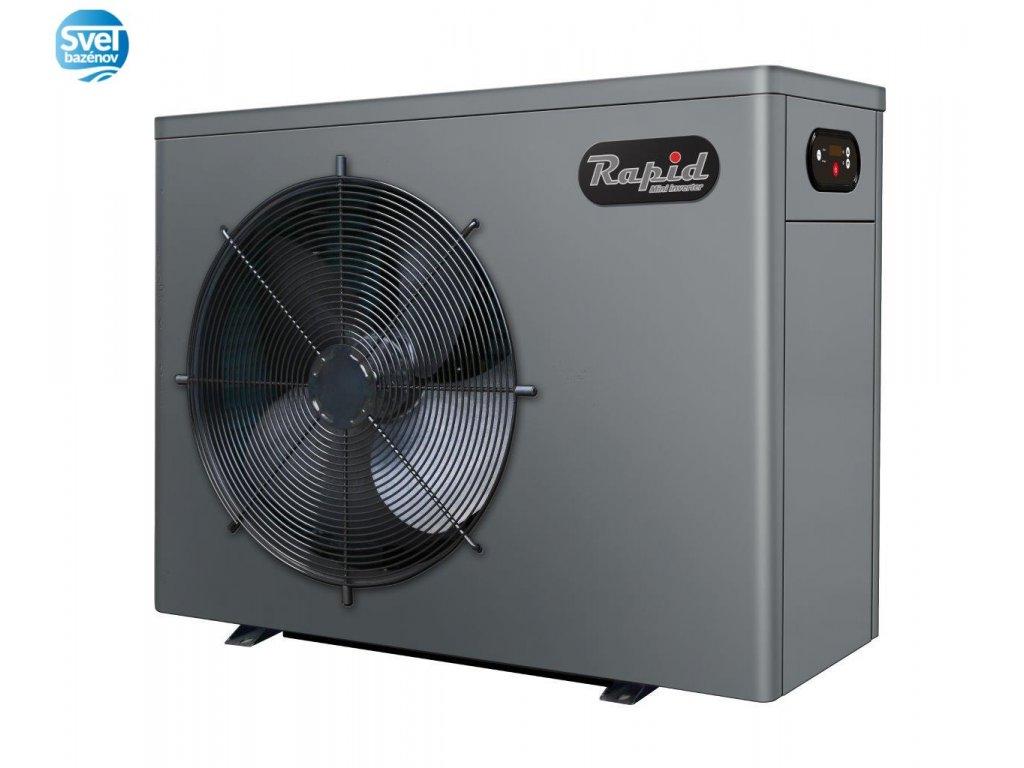 FAIRLAND Rapid Mini Inverter RMIC06  Step inverterové tepelné čerpadlo