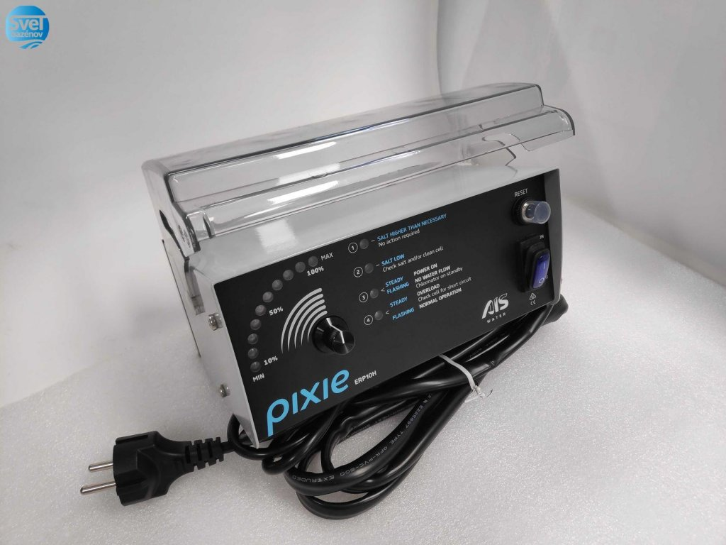 Auto Chlor - PIXIE ERP10