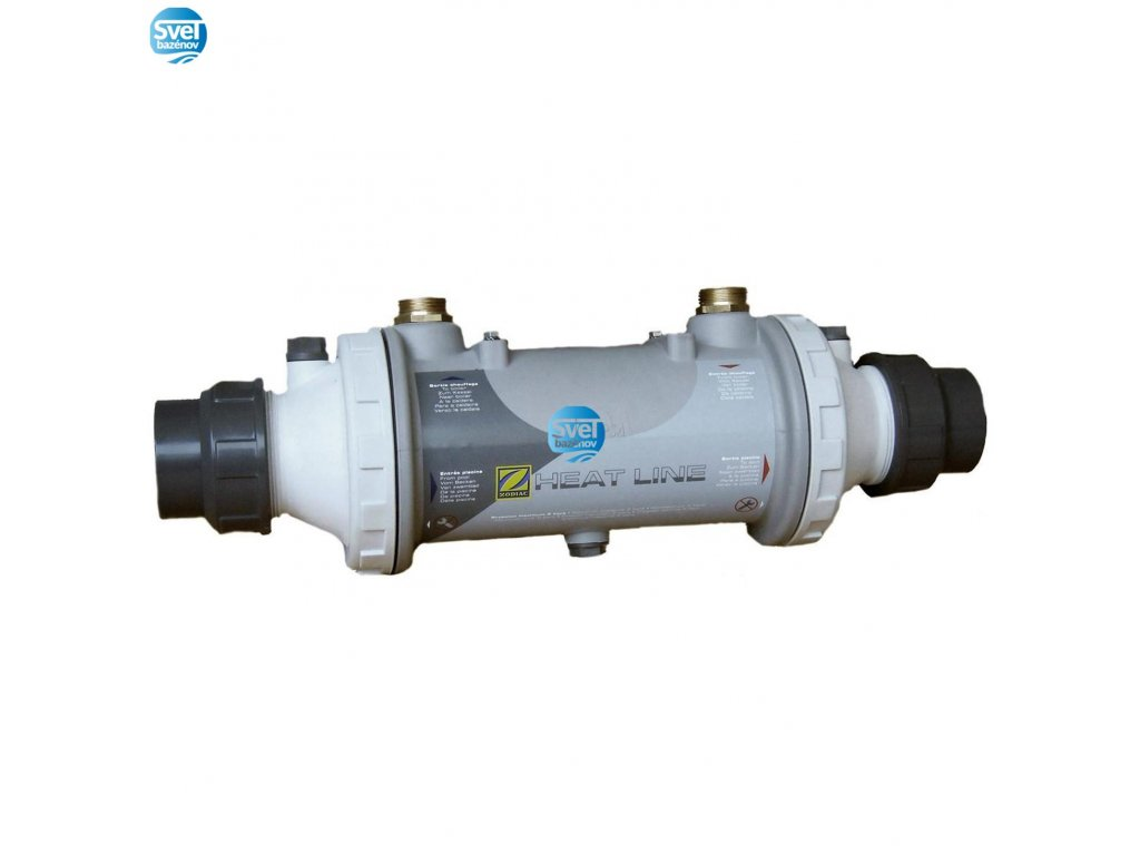 Tepelný výmenník Titan PSA HeatLine 40 kW