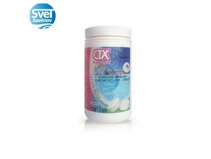 ASTRALPOOL CTX-343 Triplex-20g Tabl. 1kg