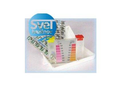 Náhradné tabletky do testeru pH - 10 ks