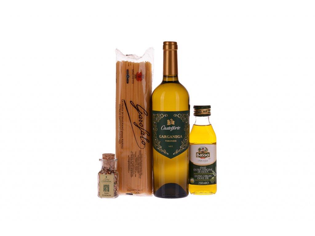 product 17008 packshot out castelforte garganega spagethi