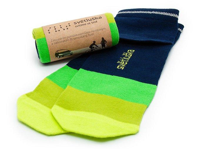 Ponožky světlušky